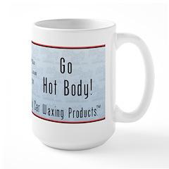 Hot Body Wax Large Mug V2
