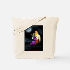 Pirate Romance Tote Bag