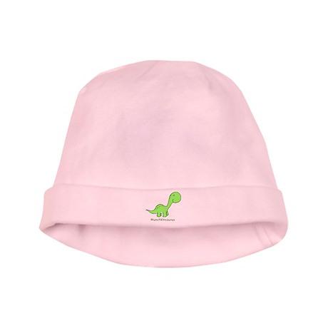 Munchkinsaurus baby hat