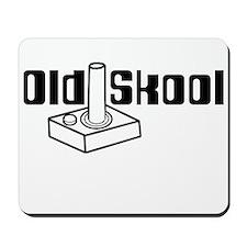Old Skool Joystick Mousepad