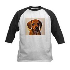 Painted Doxie Tee