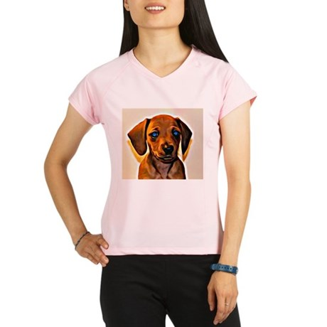 Painted Doxie Performance Dry T-Shirt