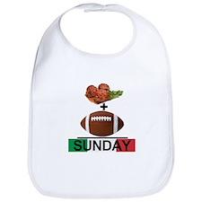 Gravy & Football = Sunday! Bib