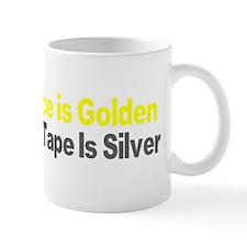 Silence and Duct Tape Mug