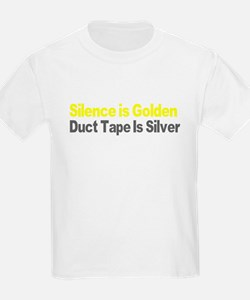 Silence and Duct Tape T-Shirt