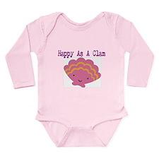 Tina Wenke Long Sleeve Infant Bodysuit