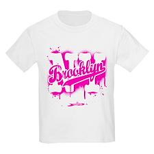 Brooklyn NY Graffiti Spray T-Shirt