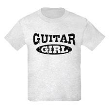 Guitar Girl T-Shirt