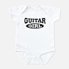 Guitar Girl Infant Bodysuit