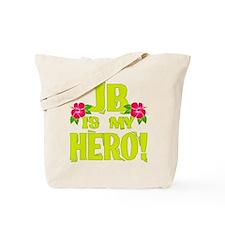Beach Bum Hero Tote Bag