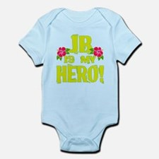 Beach Bum Hero Infant Bodysuit