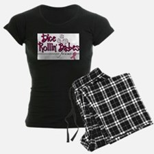 Dice Rollin' Babes for a Cure Pajamas