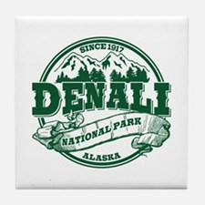 Denali Old Circle Tile Coaster