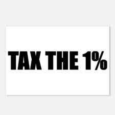 Tax the 1% Postcards (Package of 8)