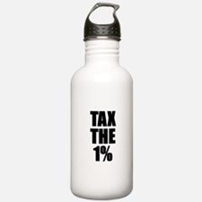 Tax the 1% Water Bottle