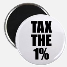 Tax the 1% Magnet