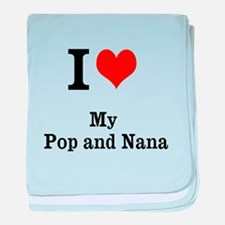 Cute Nana baby blanket