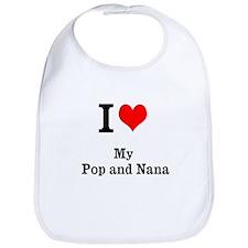 Unique Nana Bib