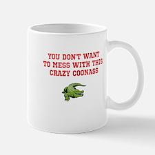 Unique Coonass Mug