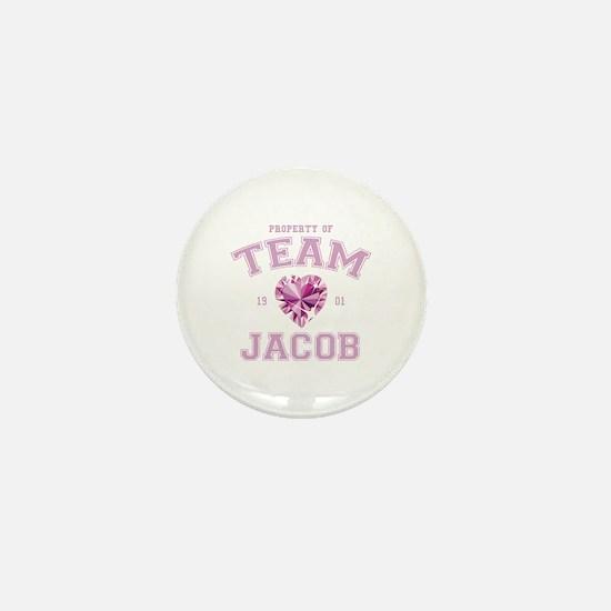 Team Jacob Mini Button