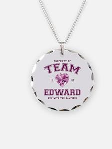 Team Edward Necklace