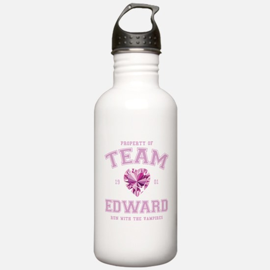 Team Edward Water Bottle