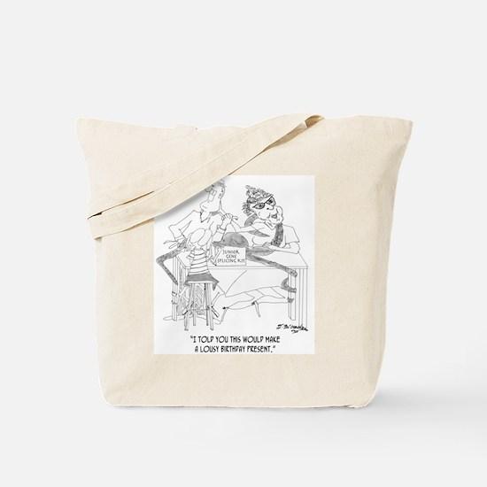 Junior Gene Splicing Kit Tote Bag