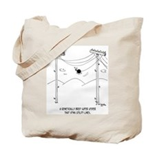 Genetically Bred Spider Tote Bag