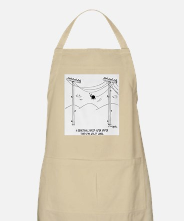 Genetically Bred Spider Apron