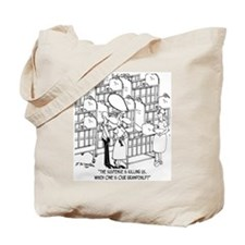 Which Is Our Grandkid? Tote Bag