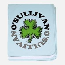 O'Sullivan baby blanket