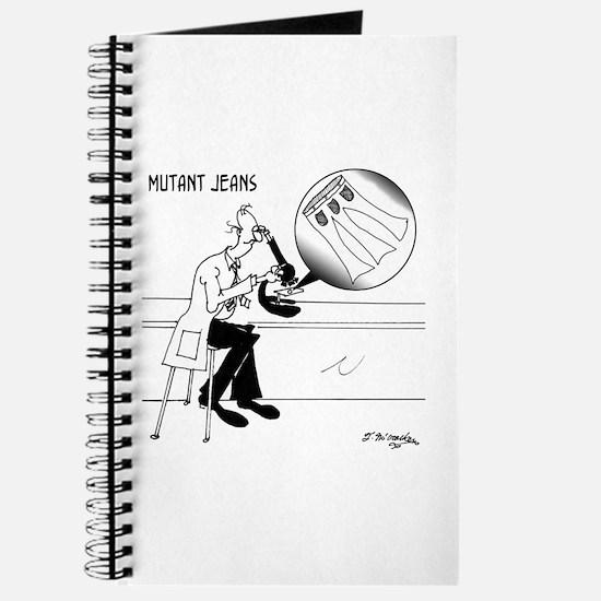 Mutant Jeans Journal