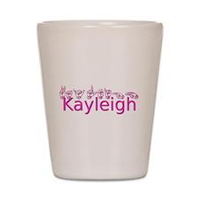 Kayleigh Shot Glass