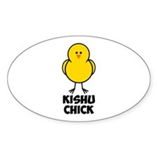 Kishu Chick Decal