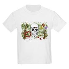 Biker Girls Skulls & Hearts T-Shirt