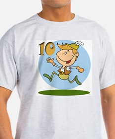 Ten Lords a Leaping T-Shirt