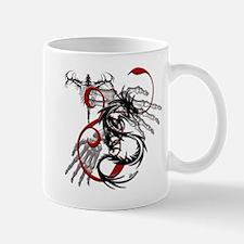 Skeleton Hands, Dragon Dagger Mug