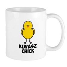 Kuvasz Chick Mug