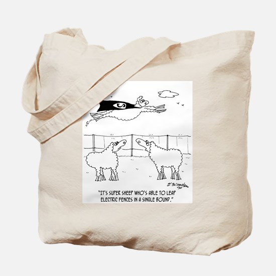 Super Sheep Tote Bag