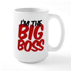 big boss Mug