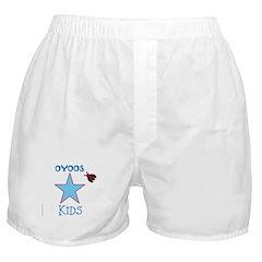 OYOOS Kids Star design Boxer Shorts