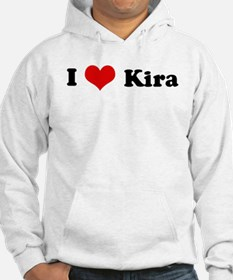 I Love Kira Jumper Hoody