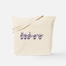 Kelsy Tote Bag
