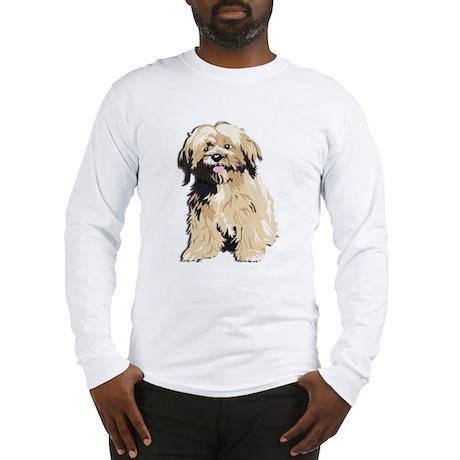 LLasa Apso Long Sleeve T-Shirt