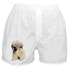 LLasa Apso Boxer Shorts