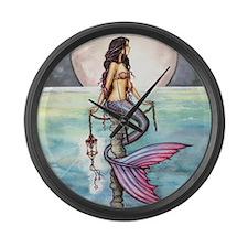 Enchanted Sea Mermaid Art by Molly Harrison Large