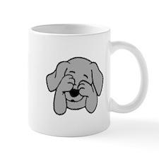 Hide & Seek Puppy Mug