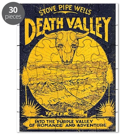 Stove Pipe Wells Puzzle