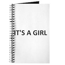 Cute It's girl Journal