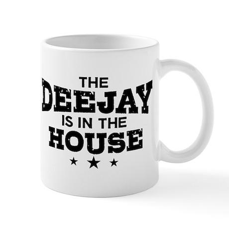 Funny Deejay Mug